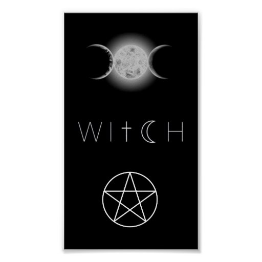 Witch Posters