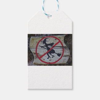 Witch-Prohibition Gift Tags