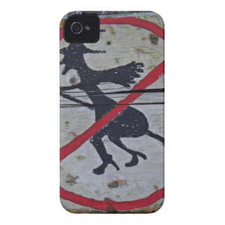 Witch-Prohibition iPhone 4 Cover