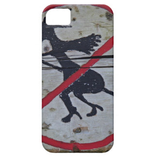 Witch-Prohibition iPhone 5 Cases