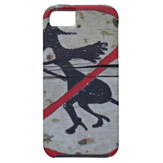 Witch-Prohibition iPhone 5 Cover