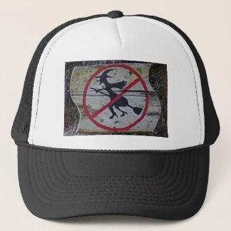 Witch-Prohibition Trucker Hat