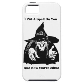 Witch Putting A Spell On You iPhone 5 Covers