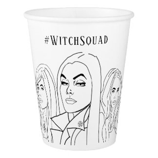 Witch Squad Paper Cup