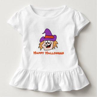 Witch toddler shirt