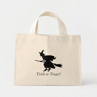 Witch Tote Bag 4-2010, Trick or Treat!!