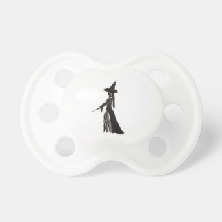 Witch With a Magic Wand Pacifier