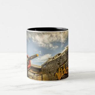 Witchcraft Two-Tone Coffee Mug