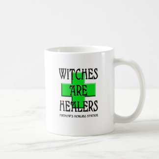 witches are healers coffee mug