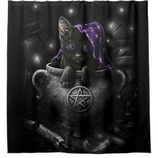 Witches Black Kitten