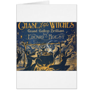 witches coven card