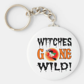 Witches Gone Wild Keychain
