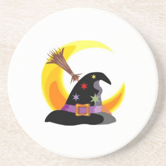 Witches Hat Coasters