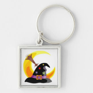 Witches Hat Key Chains