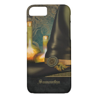 Witches Hat Personalized iPhone 8/7 Case