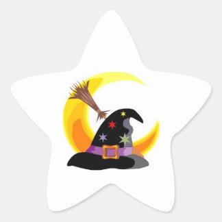 Witches Hat Sticker