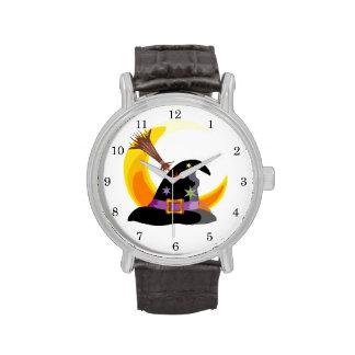 Witches Hat Wrist Watch
