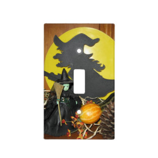 Witches Light Switch Cover