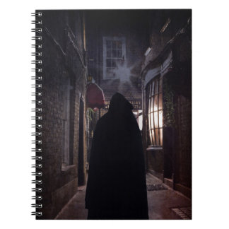 Witches of the Night Notebook