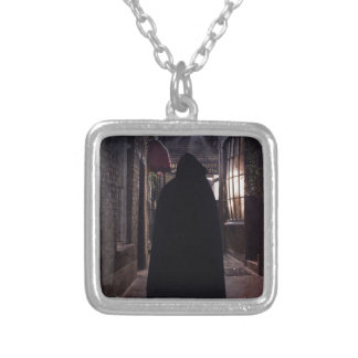 Witches of the Night Silver Plated Necklace