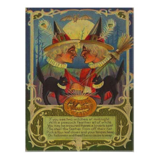 Witches Posters