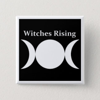Witches Rising Button