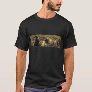 Witches Sabbath by Francisco Goya T-Shirt