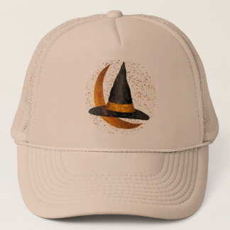 Witching Hour Witch Trucker Hat