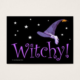 Witchy Business Card