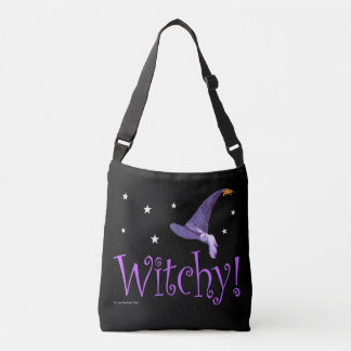 Witchy Crossbody Bag
