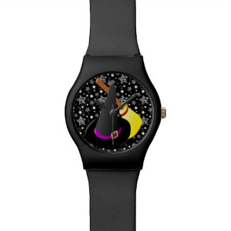 Witchy Halloween Fun Watch