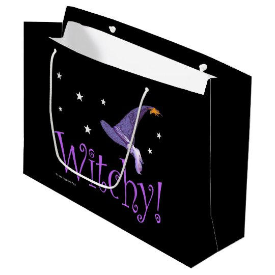 Witchy Large Gift Bag