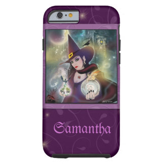 Witchy Magic Enchanting Custom iPhone 6 Case