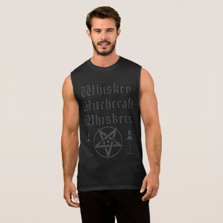 WitchyWhiskers Sleeveless Shirt