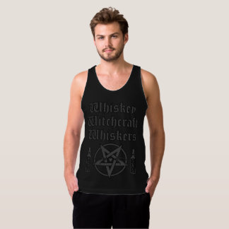 WitchyWhiskers Tank Top