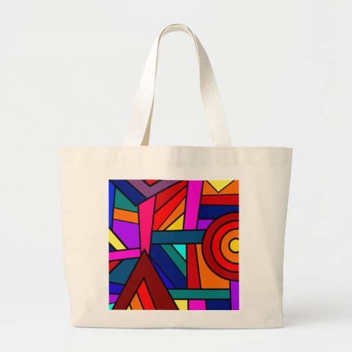 WITH A WINK AND A SMILE! (pattern design) ~ Tote Bag