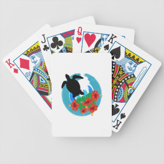WITH ALL BEAUTY BICYCLE PLAYING CARDS