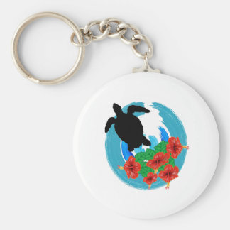 WITH ALL BEAUTY KEYCHAIN