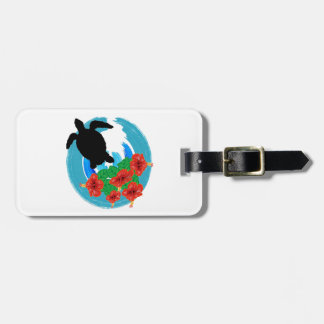 WITH ALL BEAUTY LUGGAGE TAG