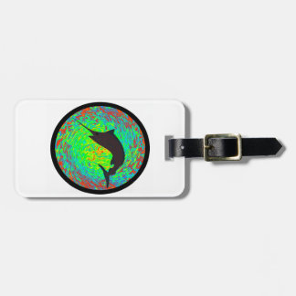 WITH AMAZING PRECISION LUGGAGE TAG