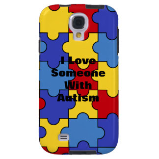 With Autism (customizable)