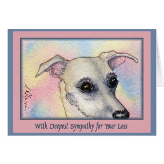 With Deepest Sympathy for Your Loss Card