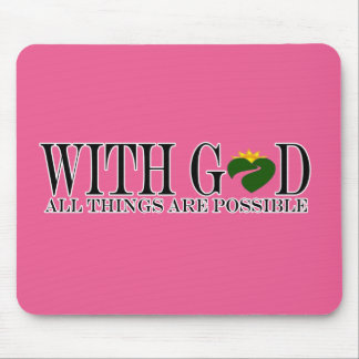 With GOD (Gift-Items) Mouse Pad