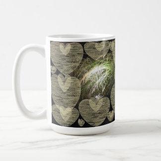With Heart Coffee Mug