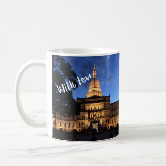 With Love From Lansing Mug