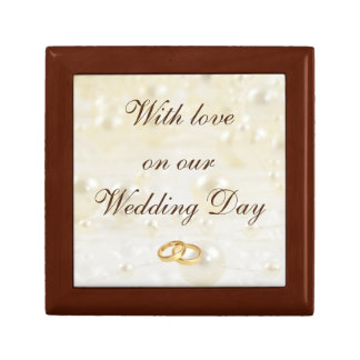 With love on our Wedding Day Gift Boxes