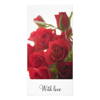With love... photo card