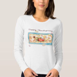 With Thanksgiving Tees