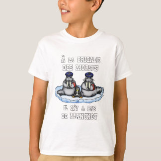 With the BRIGADE OF the MORSES there is no PENGUIN T-Shirt