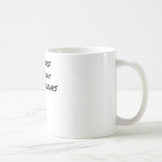 WITH the SNCF ONE SE FOUT OF the SCOFFERS - Word Coffee Mug